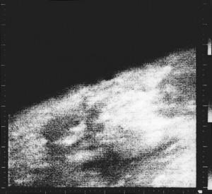 Die erste Nahaufnahme vom Mars