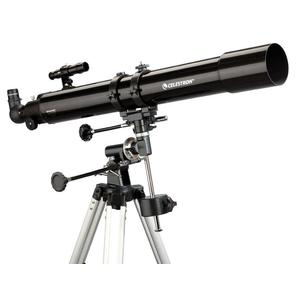 Einsteigerteleskop - Celestron AC 80/900 Powerseeker 80 EG inkl. Montierung