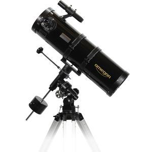 Einsteigerteleskop – Omegon N 150/750 EQ3 mit Montierung